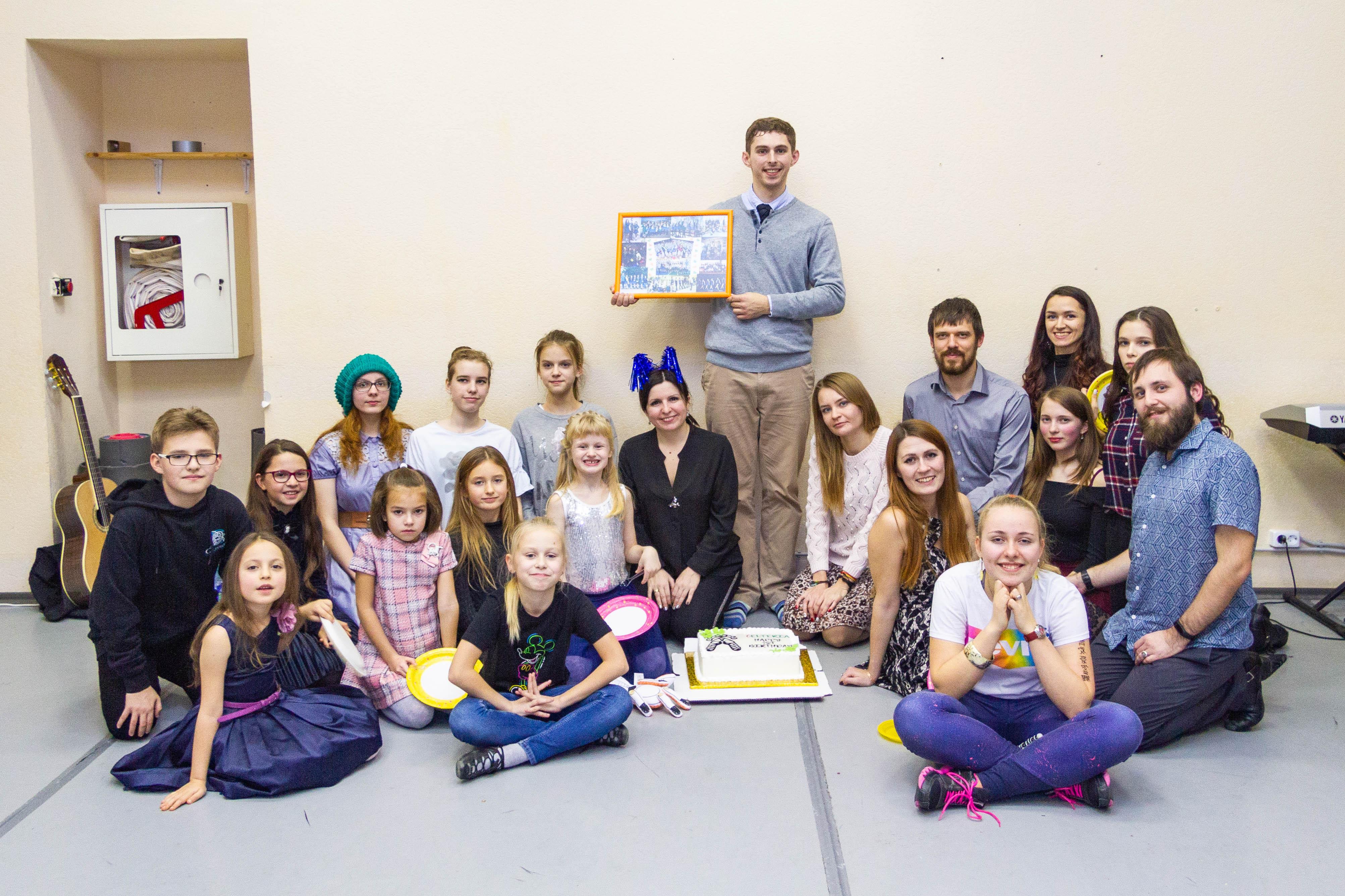 Школа ирландских танцев Кельтерия отметила 1 год существования
