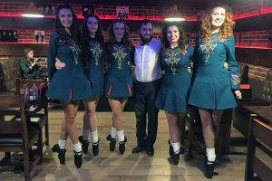 праздник, фестиваль, Самайн, Кельтский праздник, кельтский хэллоуин, ирландские танцы, танцы, Москва, Россия, выступление