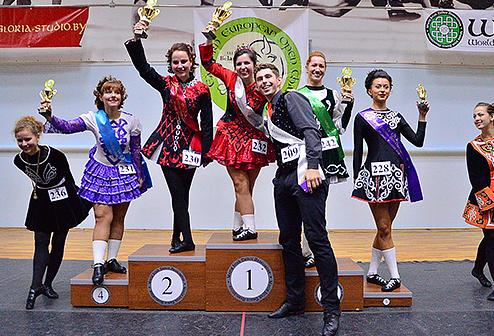 Чемпионы Европы Кельтерия