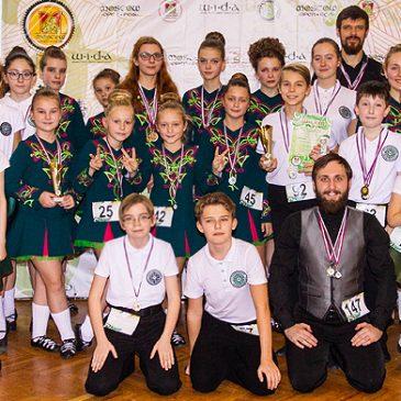 Чемпионат Москвы по ирландским танцам