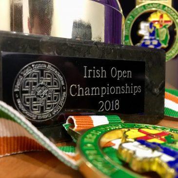 Чемпионат Ирландии 2018