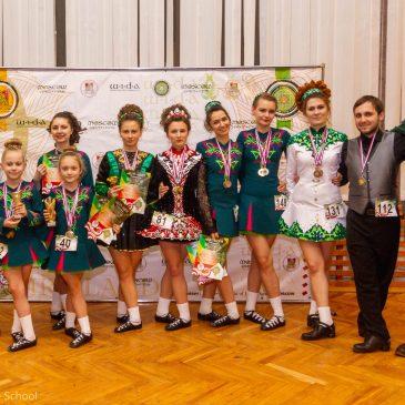 10-й Чемпионат Москвы по ирландскому танцу