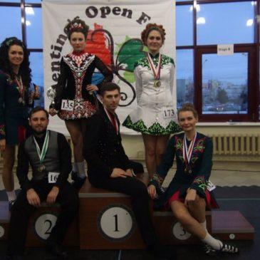 3й Зимний Чемпионат г. Минска по ирландским танцам.