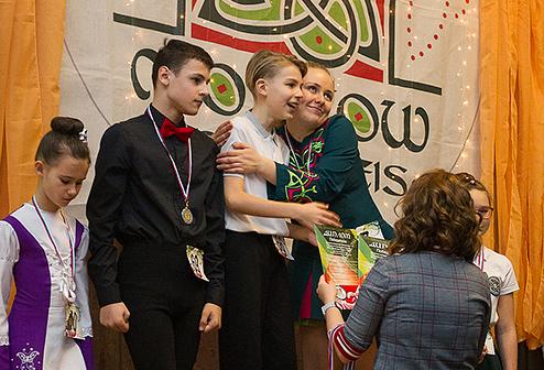 радость за победу на соревновании