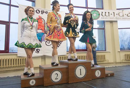призовые места в Минске на соревновании