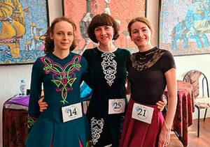 Соревнования в Вологде