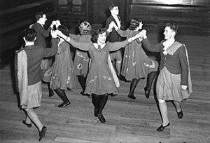 История ирландского танца